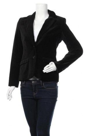 Дамско сако Jurgen Michaelsen, Размер M, Цвят Черен, 97% памук, 3% еластан, Цена 17,64лв.