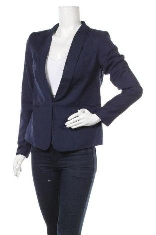 Γυναικείο σακάκι Kaporal, Μέγεθος L, Χρώμα Μπλέ, 83% πολυεστέρας, 17% ελαστάνη, Τιμή 24,54€