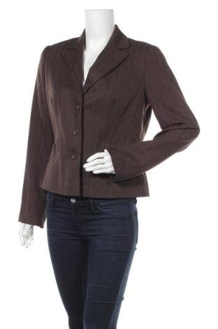 Дамско сако Laura Scott, Размер M, Цвят Кафяв, 98% полиестер, 2% еластан, Цена 7,25лв.