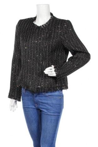 Дамско сако Lauren Vidal, Размер L, Цвят Черен, 97% полиестер, 3% памук, Цена 107,55лв.