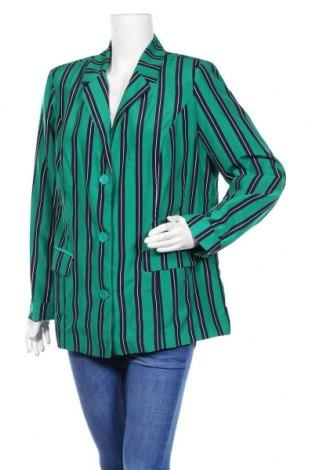 Γυναικείο σακάκι Mia Moda, Μέγεθος XL, Χρώμα Πράσινο, 100% πολυεστέρας, Τιμή 9,37€