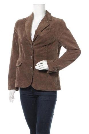 Дамско сако Michele Boyard, Размер L, Цвят Кафяв, Цена 4,41лв.
