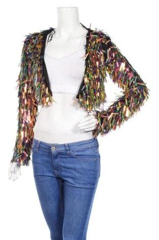 Дамско сако Missguided, Размер S, Цвят Многоцветен, 100% полиестер, Цена 25,37лв.