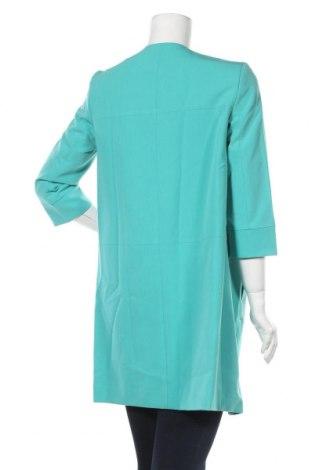 Дамско сако Nife, Размер S, Цвят Син, 60% полиестер, 35% вискоза, 5% еластан, Цена 35,26лв.