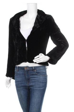Γυναικείο σακάκι Noa Noa, Μέγεθος M, Χρώμα Μαύρο, 82% βισκόζη, 18% μετάξι, Τιμή 14,09€