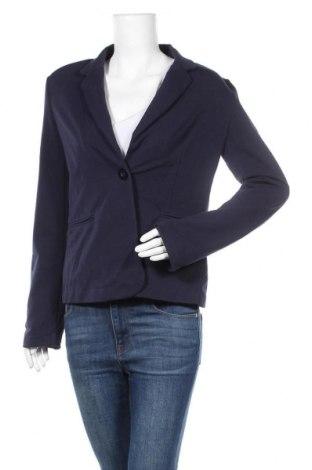 Дамско сако Nulu By New Look, Размер L, Цвят Син, 94% памук, 6% еластан, Цена 12,29лв.