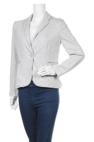 Дамско сако Peckott, Размер M, Цвят Сив, 65% памук, 35% полиестер, Цена 16,17лв.