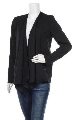 Дамско сако Pepe Jeans, Размер M, Цвят Черен, 91% полиестер, 9% еластан, Цена 82,17лв.
