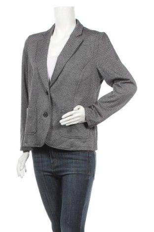 Дамско сако Tom Tailor, Размер XL, Цвят Сив, 74% полиестер, 23% вискоза, 3% еластан, Цена 55,86лв.