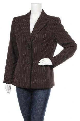 Дамско сако Trend, Размер XL, Цвят Кафяв, 97% полиестер, 3% вискоза, Цена 6,28лв.