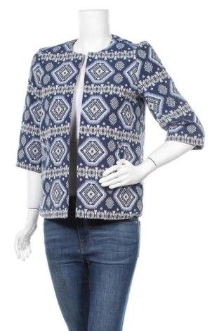 Дамско сако Vero Moda, Размер S, Цвят Многоцветен, 59% полиестер, 32% памук, 9% вискоза, Цена 17,06лв.