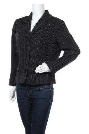 Дамско сако Vivien Caron, Размер XL, Цвят Черен, 98% полиестер, 2% вискоза, Цена 8,32лв.