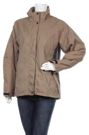 Дамско спортно яке, Размер L, Цвят Кафяв, Полиамид, Цена 18,90лв.