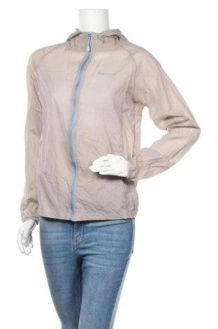 Дамско спортно яке, Размер M, Цвят Кафяв, Цена 26,62лв.