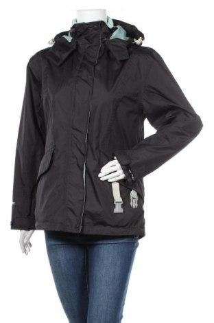 Дамско спортно яке, Размер S, Цвят Черен, Полиестер, Цена 34,02лв.