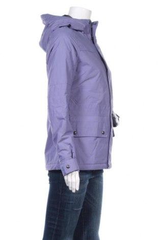 Дамско спортно яке Burton, Размер M, Цвят Лилав, Полиамид, Цена 92,12лв.