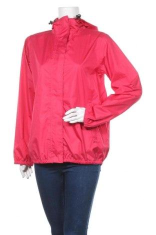 Дамско спортно яке Crane, Размер M, Цвят Розов, Полиестер, Цена 10,40лв.