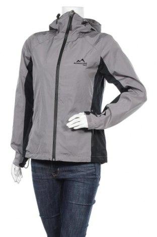 Дамско спортно яке Crivit, Размер M, Цвят Сив, 100% полиестер, Цена 25,25лв.