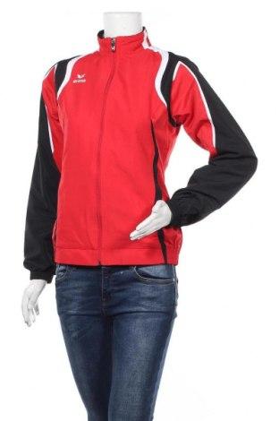 Дамско спортно яке Erima, Размер XS, Цвят Червен, Полиестер, Цена 6,93лв.