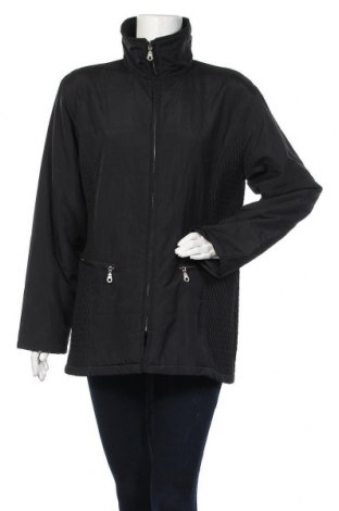 Γυναικείο μπουφάν Essentiel, Μέγεθος M, Χρώμα Μαύρο, Τιμή 11,57€