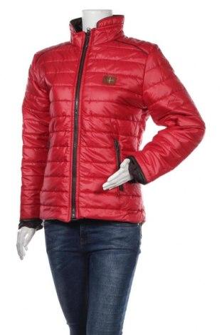Дамско яке, Размер M, Цвят Червен, Полиестер, Цена 30,50лв.