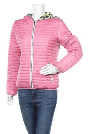 Дамско яке, Размер XL, Цвят Розов, Полиестер, Цена 43,73лв.