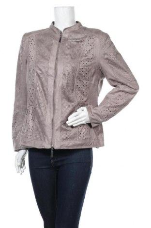 Дамско яке, Размер M, Цвят Сив, Полиестер, Цена 8,40лв.