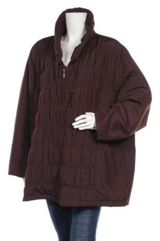 Дамско яке, Размер 4XL, Цвят Кафяв, Полиестер, Цена 27,93лв.