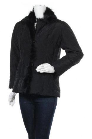 Дамско яке, Размер M, Цвят Черен, 60% полиамид, 40% полиестер, Цена 16,42лв.