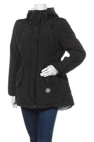 Дамско яке, Размер L, Цвят Черен, Памук, Цена 45,36лв.