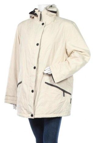 Дамско яке, Размер XL, Цвят Екрю, Полиестер, Цена 22,68лв.