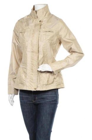 Дамско яке, Размер M, Цвят Бежов, 60% полиестер, 40% полиамид, Цена 8,93лв.