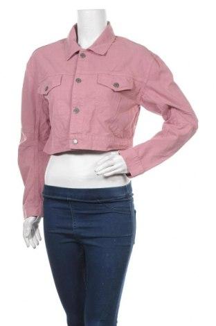 Дамско яке, Размер S, Цвят Пепел от рози, 97% памук, 3% еластан, Цена 10,29лв.