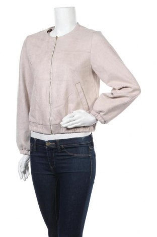Дамско яке, Размер S, Цвят Бежов, Цена 7,61лв.