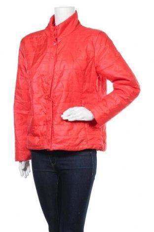Дамско яке, Размер M, Цвят Червен, Полиестер, Цена 26,46лв.