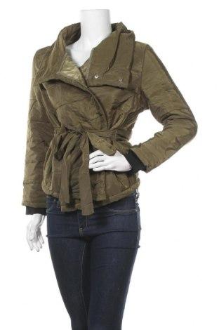 Дамско яке, Размер L, Цвят Зелен, Полиестер, Цена 22,79лв.