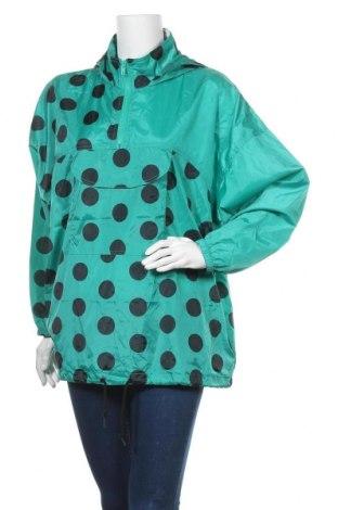 Дамско яке ASOS, Размер L, Цвят Зелен, Полиестер, Цена 74,97лв.