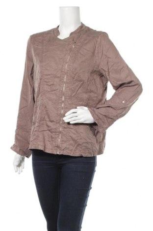 Γυναικείο μπουφάν Armand Thiery, Μέγεθος M, Χρώμα Γκρί, Τενσελ, Τιμή 5,59€