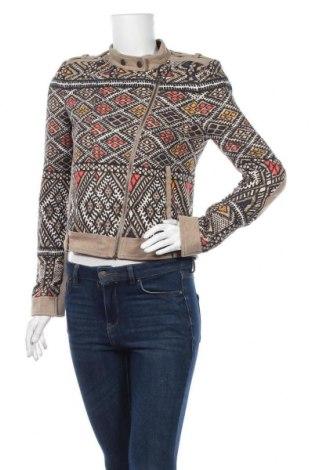 Γυναικείο μπουφάν BCBG Max Azria, Μέγεθος S, Χρώμα Πολύχρωμο, Πολυεστέρας, βισκόζη, ελαστάνη, Τιμή 38,19€