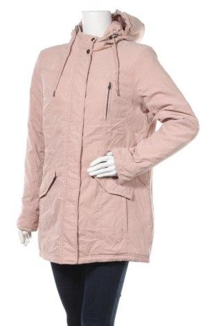 Дамско яке C&A, Размер M, Цвят Розов, 90% полиестер, 10% полиамид, Цена 30,03лв.