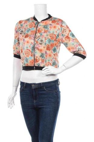 Дамско яке Derek Heart, Размер S, Цвят Многоцветен, 80% полиестер, 20% коприна, Цена 10,38лв.