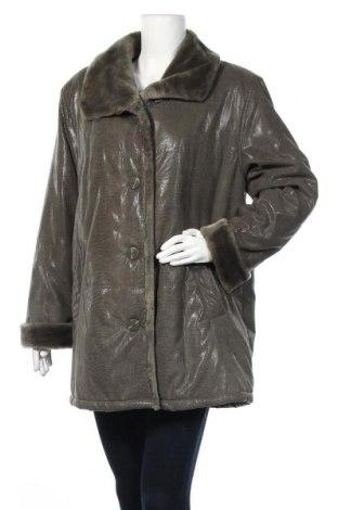 Дамско яке Deville, Размер L, Цвят Зелен, Полиестер, Цена 28,98лв.