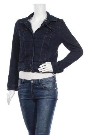 Дамско яке Elle, Размер M, Цвят Син, 99% памук, 1% еластан, Цена 10,24лв.