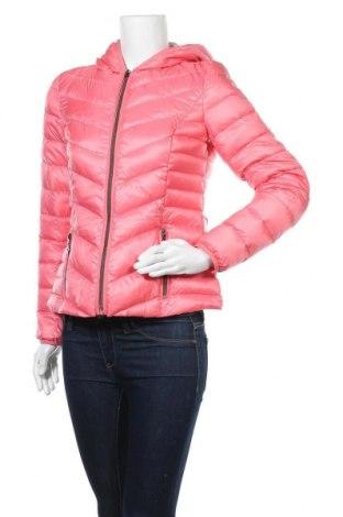 Дамско яке Esprit, Размер S, Цвят Розов, Полиестер, пух и пера, Цена 87,78лв.