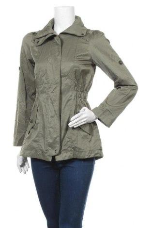 Дамско яке Forever 21, Размер S, Цвят Зелен, 65% полиестер, 35% памук, Цена 12,13лв.