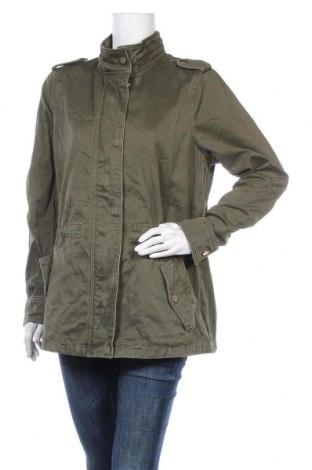 Дамско яке Forever 21, Размер XL, Цвят Зелен, 100% памук, Цена 8,19лв.