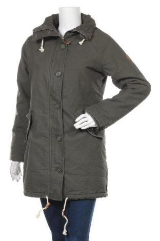 Дамско яке Forvert, Размер S, Цвят Зелен, Памук, Цена 38,40лв.