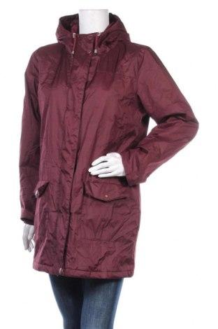 Дамско яке Free Quent, Размер M, Цвят Червен, Полиестер, Цена 24,95лв.