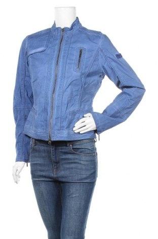 Γυναικείο μπουφάν Frieda & Freddies, Μέγεθος M, Χρώμα Μπλέ, 97% βαμβάκι, 3% ελαστάνη, Τιμή 12,47€