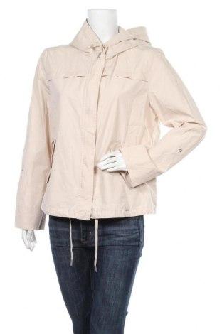 Γυναικείο μπουφάν G.W., Μέγεθος L, Χρώμα  Μπέζ, Βαμβάκι, Τιμή 37,41€